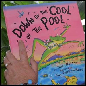 Down by the Cool of the Pool