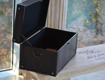 Infinity Wedding Chest